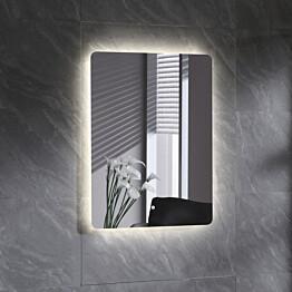 Valopeili Bathlife Tindra, 500x700mm, hipaisukytkimellä