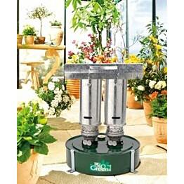 Valopetrolilämmitin Biogreen Warmax Power 5, 0.6kW, neliliekkinen