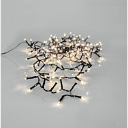 Valosarja Star Trading Serie LED Crispy Ice White 180 valoa 3,6m