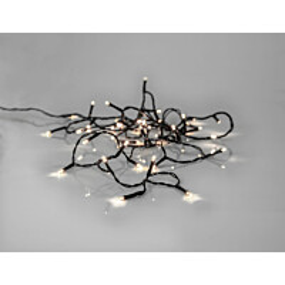 Valosarja Star Trading Serie LED Crispy Ice White 40 valoa 2,8m