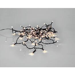 Valosarja Star Trading Serie LED Crispy Ice White 80 valoa 5,6m