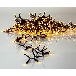 Valosarja Star Trading Serie LED Golden Warm White 1200 valoa 24m