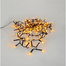Valosarja Star Trading Serie LED Golden Warm White 180 valoa 3,6m