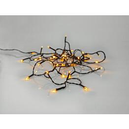 Valosarja Star Trading Serie LED Golden Warm White 40 valoa 2,8m