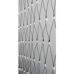 Valoverkko Star Trading Serie LED Crispy Ice White 160 valoa 2x2m