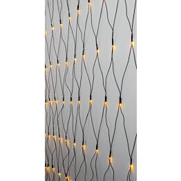 Valoverkko Star Trading Serie LED Golden Warm White 160 valoa 2x2m