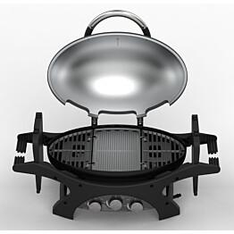 Valurautaparila Pit Boss Sportsman 3-grilliin 2-puolinen