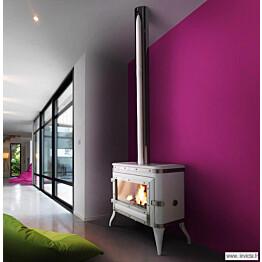 Valurautatakka Invicta Tennessee 8 kW 170 kg eri värivaihtoehtoja