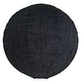 Varjostin By Rydéns Fold Ø 50 cm musta