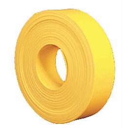 Varoitusnauha 1,5x50 mm keltainen pituus 20 m