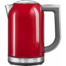 Vedenkeitin KitchenAid 5KEK1722, 1,7 l, punainen