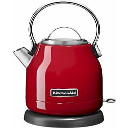 Vedenkeitin KitchenAid Classic 5KEK1222, 1,25 l, punainen