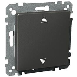 Verho-ohjain Connect 230V UKR antrasiitti Exxact 2622292
