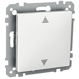 Verho-ohjain Connect 230V UKR valkoinen Exxact 2622291