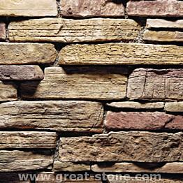 Verhoilukivi Great-Stone GS-015, ulkokulmaelementti