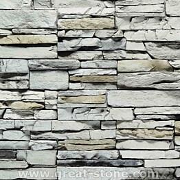 Verhoilukivi Great-Stone GS-038, ulkokulmaelementti