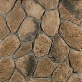 Verhoilukivi Mathios Stone Fieldstone Brown
