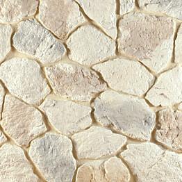Verhoilukivi Mathios Stone Fieldstone Cream