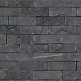 Verhoilukivi Qualitystone Gray verkolla 30 x 100 mm