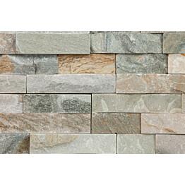 Verhoilukivi Qualitystone Sand 150 x 400 mm