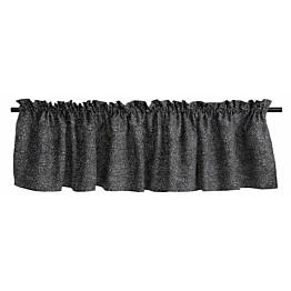 Verhokappa Finlayson Kurupuro 50x250 cm musta/valkoinen