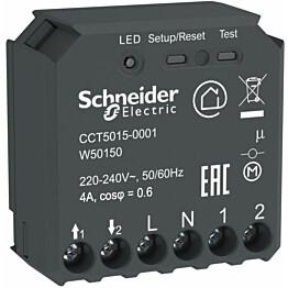 Verhomoduuli Schneider Electric Wiser kojerasiaan