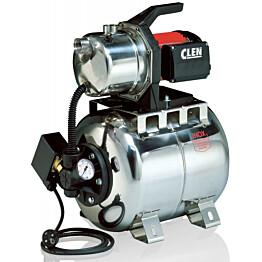 Vesiautomaatti Clen Inoxmatic 100S 0,7 kW