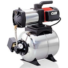 Vesiautomaatti Clen Inoxmatic 250S 1,25 kW