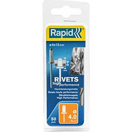 Vetoniitti Rapid 4.0x12mm H.Perf 50kpl
