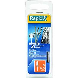 Vetoniitti Rapid xL 4x10mm 50kpl