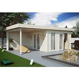 Vierasmaja Luoman Lillevilla Premium 529 Rodez 12.96m²