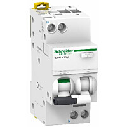 Vikavirtajohdonsuojakatkaisija Schneider Electric Acti 9 -iDPN 2C10 30mA A 6kA