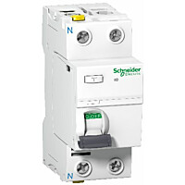 Vikavirtasuojakytkin Schneider ElectricActi 9-iID 4P 40A 30mA A