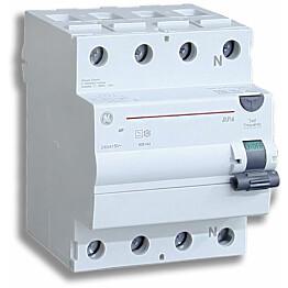 Vikavirtasuojakytkin GE Redline 4P 63A VVSK 500mA A-type