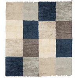 Villamatto Mum's Blocks luksus 180x180 cm mixed colours