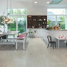 Vinyyli Pergo Classic Plank Optimum Rigid Click, Grey Gentle Oak, 1251x191x5mm