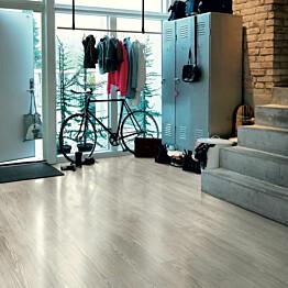 Vinyyli Pergo Classic Plank Optimum Rigid Click, Light-Grey Chalet Pine, 1251x191x5mm