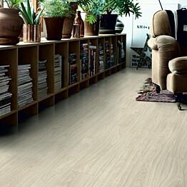 Vinyyli Pergo Classic Plank Optimum Rigid Click, Nordic White Oak, 1251x191x5mm
