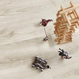 Vinyyli Pergo Classic Plank Optimum Rigid Click, Soft Grey Oak, 1251x191x5mm