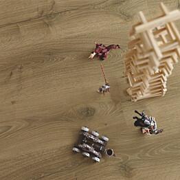 Vinyyli Pergo Classic Plank Premium Rigid Click, Brown Mountain Oak, 1251x191x5mm