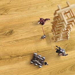 Vinyyli Pergo Classic Plank Premium Rigid Click, Classic Nature Oak, 1251x191x5mm