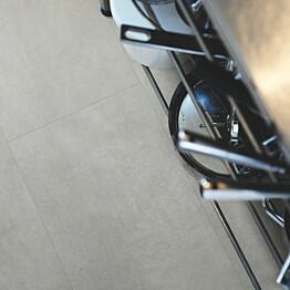 Vinyyli Pergo Tile Optimum Rigid Click, Warm Grey Concrete, 610x303x5mm