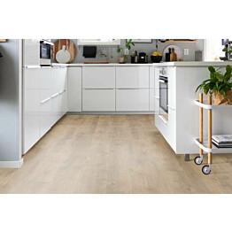 Vinyylikorkki Flooria Maxwear 116116 Oak Sand Cork