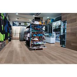 Vinyylikorkki Corkart CW705 Long Plank vaaleanruskea lankku värivaihtelulla martioitu 1,512 m²/pak lisäkuva