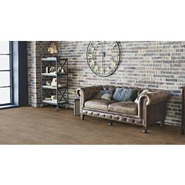Vinyylikorkkilattia Wicanders Wood Go Bark Oak 10,5x185x1220 mm