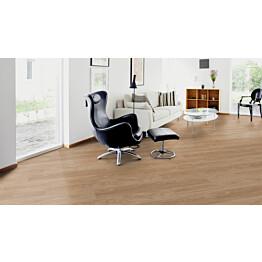 Vinyylikorkkilattia Wicanders Wood Go Caribbean Oak 10,5x185x1220 mm