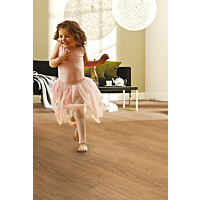Vinyylikorkkilattia Decolife Traditional Oak 10,5x185x1220 mm