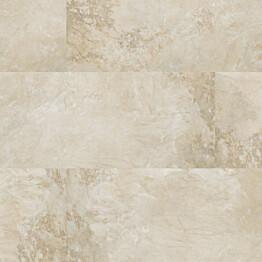 Vinyylikorkkilattia Wicanders Stone Resist+ Beige Marble kivikuosi 10,5x295x905 mm