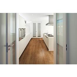 Vinyylikorkkilattia Wicanders Wood Resist Elegant Oak 10,5x185x1220 mm