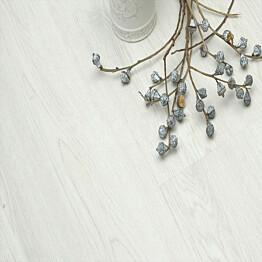 Vinyylilankku Habitas Flooring White Brady jäykkäydin askeläänieriste